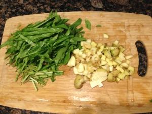 sorrel potato prep1